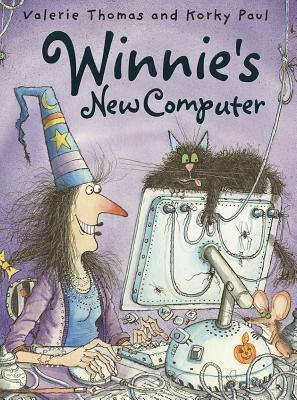 Winnie's New Computer