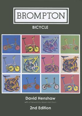Brompton Bicycle por David Henshaw