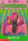 Goosebumps Boxed Set, Books 29- 32: Monster Blood III, It Came from Beneath the Sink!, Night of the Living Dummy II, and The Barking Ghost