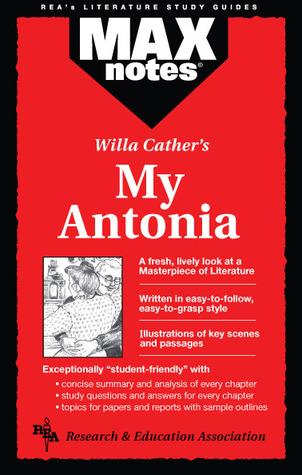 My Antonia (MaxNotes)