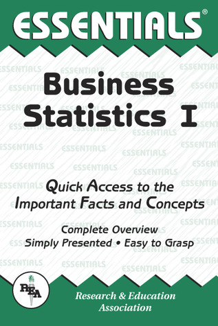 The Essentials of Business Statistics I