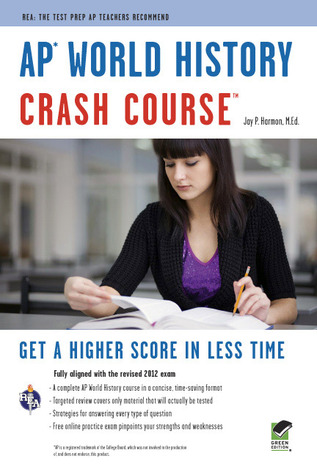 AP® World History Crash Course Book + Online by Jay P  Harmon