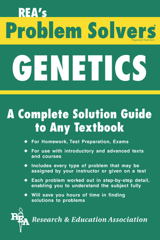 Genetics Problem Solver by Research & Education Association