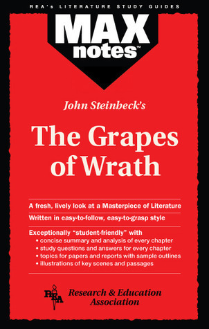 """John Steinbeck's """"Grapes of Wrath"""" (MaxNotes)"""