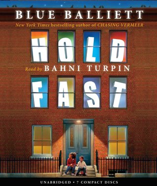 Hold Fast - Audio by Blue Balliett