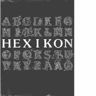 Hexikon som lexikon : en sagolik uppslagsbok från A till Ö