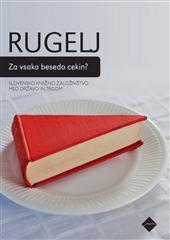 Za vsako besedo cekin? : slovensko knjižno založništvo med državo in trgom