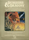 Dungeons and Dragons Fantasy Role-Playing Game Set 5: Immortals Rules