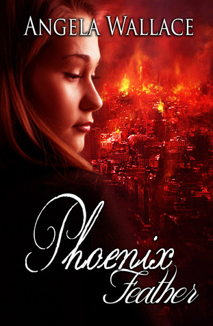 Phoenix Feather by Angela Wallace