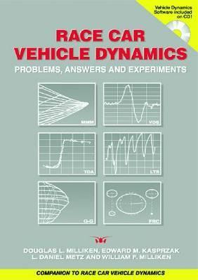 Race Car Vehicle Dynamics: Problems, Answers, and Experiments