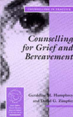 Counselling for Grief and Bereavement