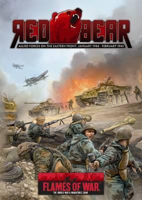 Flames of War: Red Bear: Allied Forces on the Eastern Front, January 1944 - February 1945