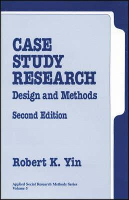robert k yin case study research design and methods third edition