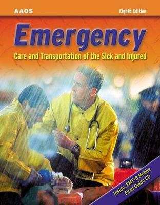 Emergency care and transportation of the sick and injured by emergency care and transportation of the sick and injured by andrew m pollack fandeluxe Images
