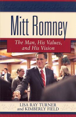 Mitt Romney by Lisa Ray Turner