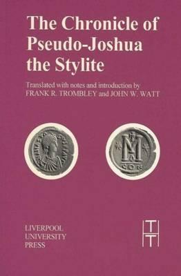 Chronicle of Pseudo-Joshua the Stylite Descargar libros para kindle en línea