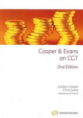 Cooper & Evans on Cgt