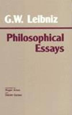 philosophical essays by gottfried wilhelm leibniz