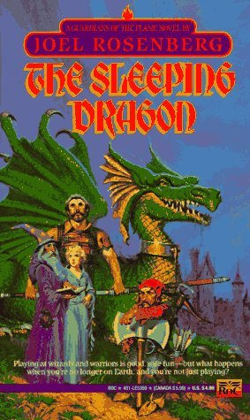 The Sleeping Dragon (Guardians of the Flame, #1)