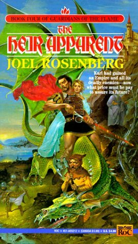The Heir Apparent by Joel Rosenberg