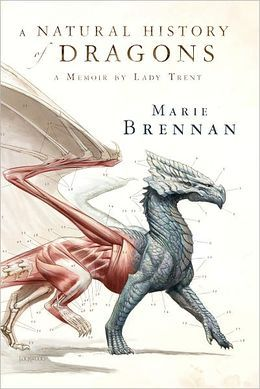 Book Series To Read The Memoirs of Lady Trent: A Natural History of Dragons