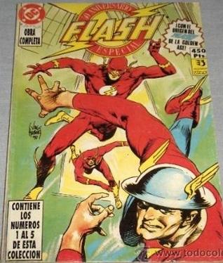 Especial Flash 50 Aniversario (Flash de ...
