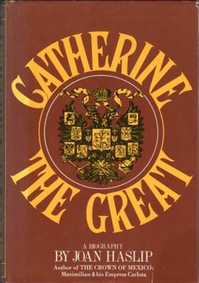 Catherine the Great: A Biography