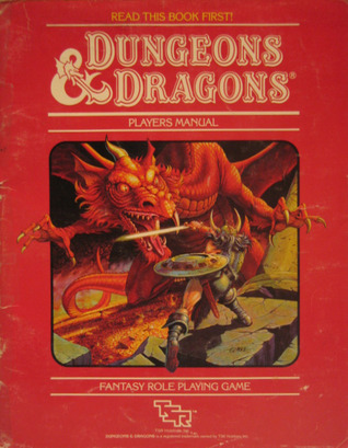 Players Manual (Dungeons & Dragons Original Edition, Stock #1011)