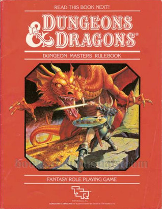 Dungeon Masters Rulebook (Dungeons & Dragons Original Edition, Stock #1011)