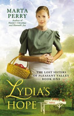 Lydia's Hope (The Lost Sisters of Pleasant Valley #1)