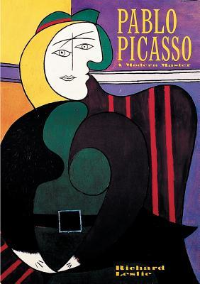 Pablo Picasso by Richard Leslie
