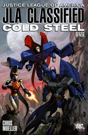 JLA Classified: Cold Steel, Book One