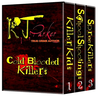 Cold Blooded Killers Boxed Set (3 Books in 1)