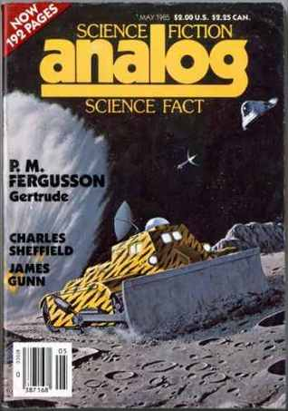 Analog Science Fiction and Fact, May 1985