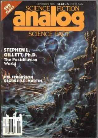 Analog Science Fiction and Fact, November 1985