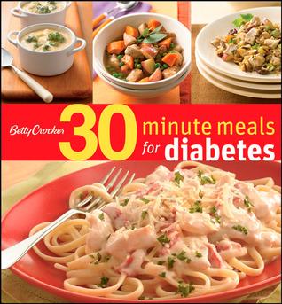 Betty crocker 30 minute meals for diabetes by betty crocker 3120831 forumfinder Choice Image