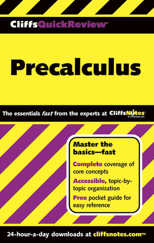 CliffsQuickReview: Precalculus