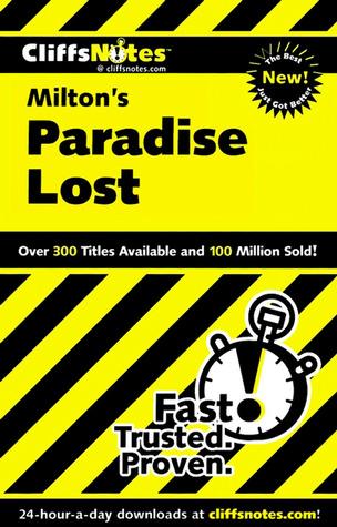 Milton's Paradise Lost (CliffsNotes)