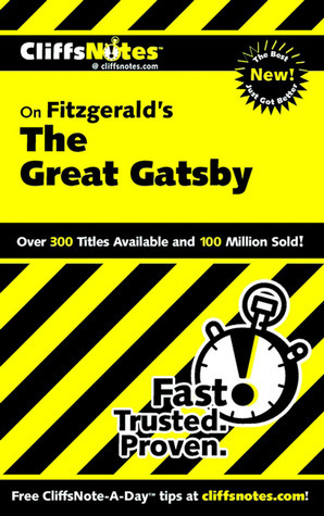 Cliffs Notes on Fitzgerald's the Great Gatsby