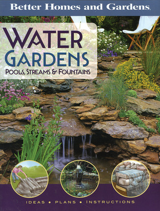 Water Gardens, Pools, Streams & Fountains