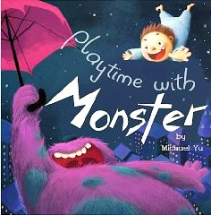 Playtime With Monster by Michael    Yu