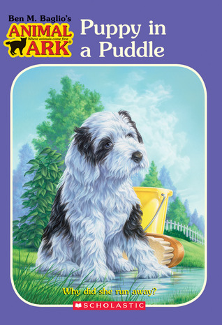 Puppy in a Puddle(Animal Ark [GB Order] 43)