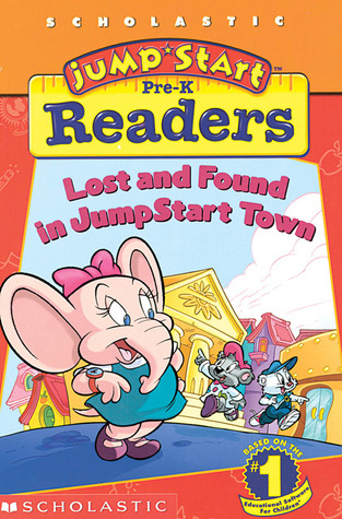 Jumpstart Pre-k Early Reader: Lost And Found In Jumpstart Town