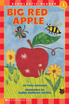 Big Red Apple (level 1) by Tony Johnston