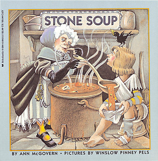 Stone Soup por Ann McGovern, Winslow Pinney Pels, Winslow Pinn, Ey Pels