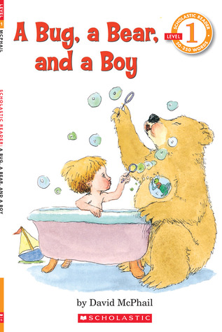 A Bug, a Bear, and a Boy 978-0590149044 PDF DJVU