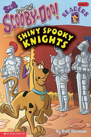 Shiny Spooky Knights (Scooby-Doo! Readers, #5)