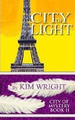City of Light(City of Mystery 2) - Kim   Wright