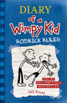 Rodrick Rules (Diary of a Wimpy Kid, #2)