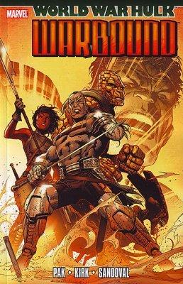 World War Hulk: Warbound